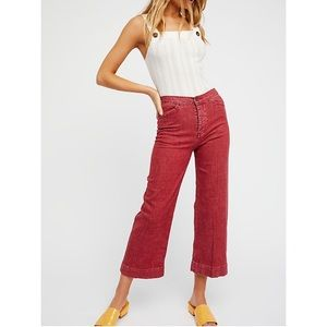 High Tide A-Line Jeans